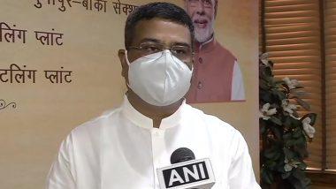 Bihar Assembly Election 2020: धर्मेंद्र प्रधान बोले-बिहार में बढ़ा एलपीजी का कनेक्शन, निरंतर सप्लाई सबसे अधिक जरूरी