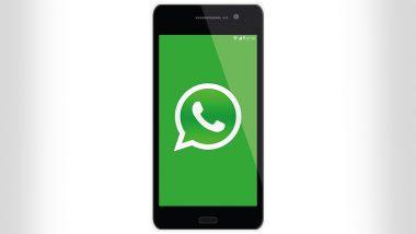 WhatsApp Images And Videos Making Your Phone Full: व्हाट्सऐप इमेजेस और वीडियोज से आपके फोन की मेमोरी भर जा रही है? अपनाएं ये टेक टिप्स