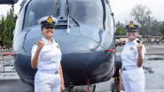 2 Women Officer On Warships: भारतीय नौसेना की ऐतिहासिक पहल, युद्धपोत पर पहली बार दो महिला अफसरों की तैनाती, जानें कौन है रीति सिंह और कुमुदिनी त्यागी