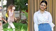 Drugs Case: फैशन डिजाइनर सिमोन खंबाटा पूछताछ के लिए एनसीबी के सामने पेश, एक्ट्रेस रकुल प्रीत सिंह से भी होगी पूछताछ