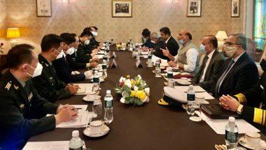 India-China Standoff: चीन को रक्षामंत्री राजनाथ सिंह की दो टूक, कहा- भारतीय सैनिक हमेशा से सीमा प्रबंधन के प्रति बहुत जिम्मेदार