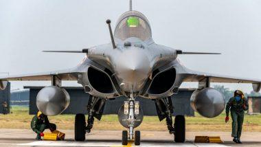 Rafale Induction Ceremony: दुश्मनों की अब खैर नहीं, भारतीय वायुसेना में आज शामिल होगा राफेल लड़ाकू विमान