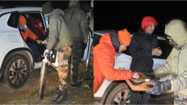भारतीय सेना ने 3 चीनी नागरिकों की बचाई जान, ऑक्सीजन-भोजन और गर्म कपड़े दिए गए