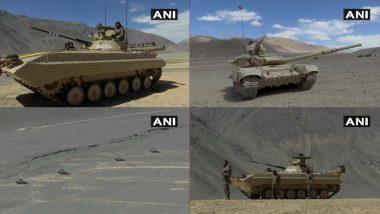 India-China Border Issue: लाइन ऑफ एक्चुअल कंट्रोल पर T-90 और T-72 टैंकों ने दी दस्तक, माइनस 40 डिग्री में भी दुश्मन को ध्वस्त करने में माहिर