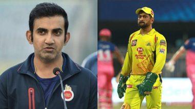 Gautam Gambhir Slams MS Dhoni: धोनी पर बरसे सांसद गौतम गंभीर, ये है वजह