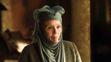 Game of Thrones: 'गेम ऑफ थ्रोन्स' की अदाकारा डायना रिग का निधन, कैंसर से थी पीड़ित