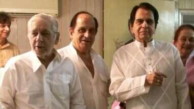 Dilip Kumar को नहीं है दोनों भाइयों के मौत की खबर, सायरा बानो ने किया कन्फर्म