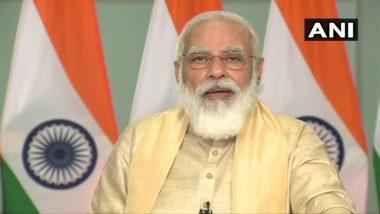 PM Narendra Modi holds Svanidhi Samvaad: पीएम स्व-निधि योजना ने मध्य प्रदेश के स्ट्रीट वेंडर्स के बदले हालात
