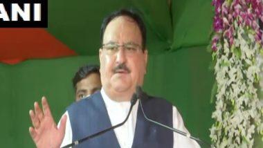 'आत्मनिर्भर बिहार अभियान' रोजगार देगा, स्वाभिमान बढ़ाएगा: BJP अध्यक्ष जे.पी नड्डा