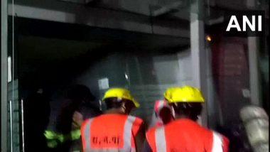 महाराष्ट्र: रेमंड कंपनी के ठाणे स्थित कार्यालय में लगी आग, कोई हताहत नहीं