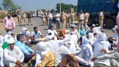 Farmers Protest: किसान आंदोलन में सिंघू बॉर्डर पर युवा किसान की मौत