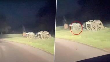 Ghosts of Gettysburg: पर्यटकों के कैमरे में कैद हुए गेटिसबर्ग के भूत, दो डरावनी आत्माओं का वीडियो हुआ वायरल, जानें इस शहर के भूतिया अतीत की कहानी