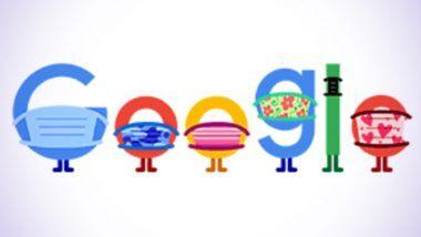 COVID-19 Prevention Google Doodle: कोरोना काल में 'मास्क पहनें जिंदगी बचाएं' का महत्वपूर्ण संदेश देने के लिए गूगल ने बनाया खास डूडल, कोविड-19 से बचने के लिए भी बताए उपाय