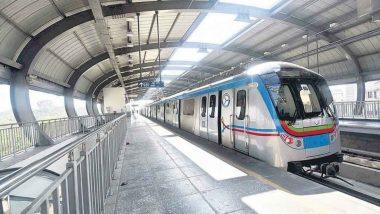 नोएडा में मेट्रो रेल सेवाएं 39 दिन बाद बुधवार सुबह से शुरू हुईं