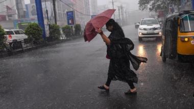 Monsoon 2020 Forecast: महाराष्ट्र, गुजरात और दक्षिण भारत के कई हिस्सों में 17 सितंबर तक भारी बारिश का अनुमान