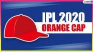 IPL 2020 Orange Cap Holder Batsman With Most Runs: आईपीएल 2020 में ऑरेंज कैप की रेस में शामिल खिलाडियों की सूचि
