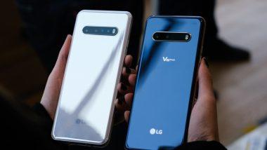 LG इलेक्ट्रानिक्स ने डुअल स्क्रीन फोन 'विंग' की झलक की पेश, जानें फीचर्स