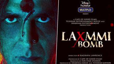 Akshay Kumar's Laxmmi Bomb to Release on Diwali: अक्षय कुमार की फिल्म 'लक्ष्मी बम' इस दिन होगी रिलीज, यहां ऑनलाइन देख सकेंगे दर्शक