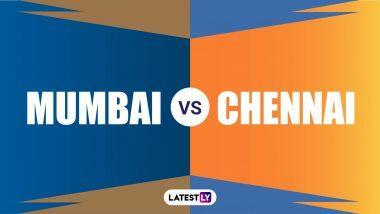 CSK vs MI, IPL 2020: चेन्नई सुपर किंग्स से हिसाब बराबर करने उतरेगी मुंबई इंडियंस, दोनों टीमों के बीच होगा कड़ा मुकाबला