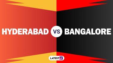 RCB vs SRH, IPL 2020 Live Cricket Streaming: रॉयल चैलेंजर्स बेंगलोर बनाम सनराइजर्स हैदराबाद के मुकाबले को आप Disney+Hotstar पर देख सकते हैं लाइव