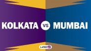 KKR vs MI 5th IPL Match 2020: KKR ने जीता टॉस, MI करेगी पहले बल्लेबाजी