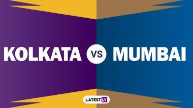 KKR vs MI, IPL 2020: आज कोलकाता नाइट राइडर्स और मुंबई इंडियंस होंगे आमने-सामनें, कड़ा होगा मुकाबला
