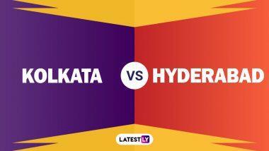 KKR vs SH, IPL 2020: कोलकाता नाइट राइडर्स के सामने सनराइजर्स हैदराबाद की चुनौती, शेख जायेद स्टेडिम में होगा मुकाबला