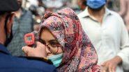 विदेश की खबरें | पाकिस्तान में कोविड-19 से मृत्युदर में 140 प्रतिशत की वृद्धि, मंत्री ने चेताया