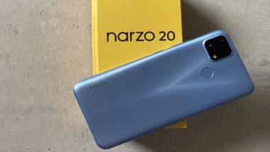 Realme ने भारत में पेश किए दो नए नाजरे स्मार्टफोन, इन शानदार फीचर्स से है लैस