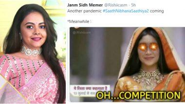 Saath Nibhaana Saathiya 2 Funny Memes: 'साथ निभाना साथिया 2' और गोपी बहु पर बने ये मजेदार मीम्स देखकर आप नहीं रोक पाएंगे हंसी