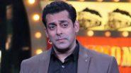 Bigg Boss 14: सलमान खान ने किया खुलासा लॉकडाउन के चलते 30 साल के करियर में लिया सबसे बड़ा ब्रेक
