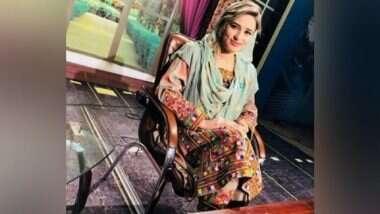 Female Journalist Shaheena Shaheen shot dead: पाकिस्तानी महिला पत्रकार शाहीना शाहीन की बलूचिस्तान में गोली मारकर हत्या