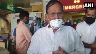 Union AYUSH Minister Shripad Naik Discharged From Hospital: केंद्रीय आयुष मंत्री श्रीपद नाइक COVID-19 से हुए ठीक, अस्पताल से मिली छुट्टी