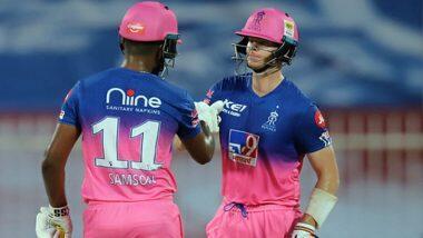 CSK vs RR, IPL 2020: चेन्नई की पहली हार, राजस्थान रॉयल्स ने 16 रनों से दी शिकस्त