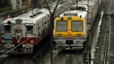 JEE, NEET Exams 2020: जेईई और नीट की परीक्षा देने वाले छात्रों के लिए बड़ी राहत, वेस्टर्न रेलवे 1 से 6 सितंबर के बीच मुंबई में चलाएगी 46 अतरिक्त विशेष ट्रेन