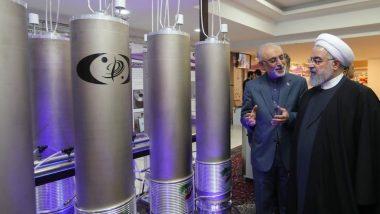 ईरान का यूरेनियम भंडार अंतर्राष्ट्रीय समझौते के तहत 10 गुना से अधिक