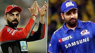 RCB vs MI 10th IPL Match 2020: मैच से पहले यहां पढ़ें रॉयल चैलेंजर्स बैंगलौर बनाम मुंबई इंडियंस के बीच कैसे रहें हैं आंकड़ें