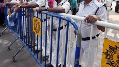 Kolkata: कोलकाता पुलिस का एक कर्मी सर्विस रिवॉल्वर से चली गोली लगने से घायल