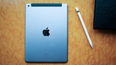 Apple iPad Generation 8: ऐप्पल ने जनरेशन 8 आईपैड किया लॉन्च, जानें कीमत और फिचर्स