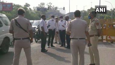 Noida: धारा 144 का उल्लंघन करके जनसभा करने के आरोप में 200 लोगों के खिलाफ मामला दर्ज
