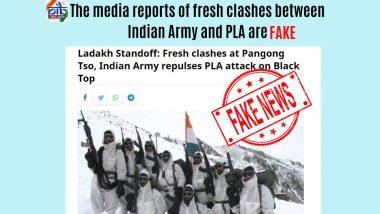 Fact Check: क्या भारतीय सेना और PLA के बीच फिर हुई हिंसक झड़प? PIB फैक्ट चेक से जानें वायरल खबर का सच