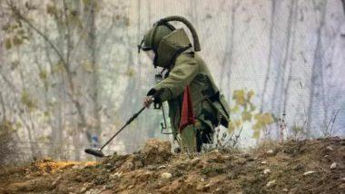 जम्मू-कश्मीर: बारामूला जिले में सुरक्षा बलों को मिला IED, बम निरोधक दस्ता से किया गया निष्क्रिय