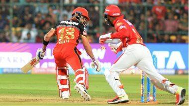 RCB vs KXIP 31st IPL Match 2020: रॉयल्स चैलेंजर्स बैंगलोर ने किंग्स इलेवन पंजाब को दिया 172 रनों का लक्ष्य
