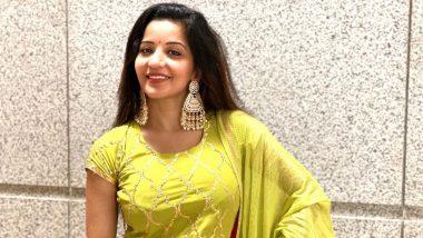 Bhojpuri Actress Monalisa Photos:भोजपुरी एक्ट्रेस मोनालिसा ने सूट पहनकर फैंस के दिलों पर गिराई बिजली, खूबसूरत फोटोज हुई वायरल