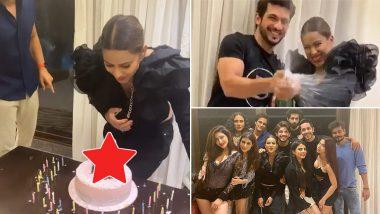 Nia Sharma Birthday Photos: निया शर्माने जन्मदिन पर काटा Penis के आकार का केक, फोटोज देखकर फैंस भी हुए हैरान