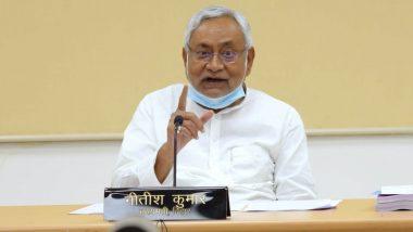 Bihar: सीएम नीतीश कुमार की दो टूक, बेवजह घर से निकलने वालों पर सख्ती करें प्रशासन और पुलिस
