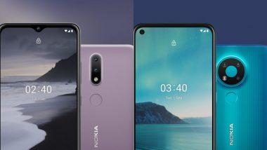 Nokia Smartphones: नोकिया ने लॉन्च किए दो नए किफायती स्मार्टफोन, जानिए क्या है खासियत