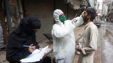 Coronavirus Cases in Pakistan: पाकिस्तान में COVID19 के 441 नए मामले आए सामनें, अब तक 6,365 संक्रमित मरीजों की हुई मौत
