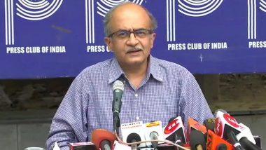 Contempt Case: प्रशांत भूषण ने SC के अवमानना मामले में दोषी करार दिए जाने और 1 रुपये जुर्माना लगाए जाने के फैसले पर पुनर्विचार याचिका दाखिल की