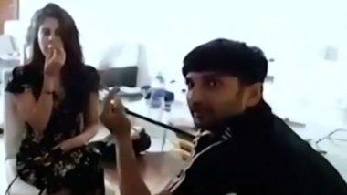 Rhea Chakraborty and Sushant Singh Rajput Smoking Video: रिया चक्रवर्ती और सुशांत सिंह राजपूत का 'स्मोकिंग वीडियो' हुआ वायरल